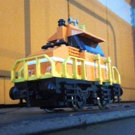 Mario´s LEGO Eisenbahn / H0 Modellbahn und Umbauten !