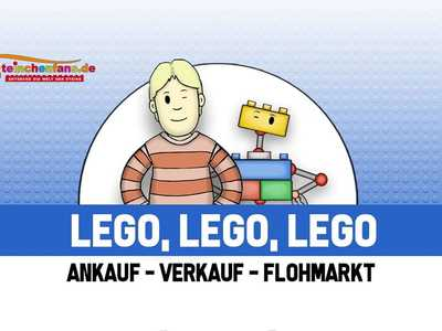 LEGO LEGO LEGO ANKAUF / VERKAUF / FLOHMARKT