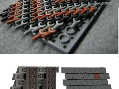 LEGO Bautechniken