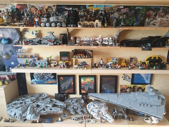 Star Wars, Ideas Sets, Batmobile