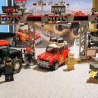 75894 Mini Cooper S und MINI John Cooper Works Buggy