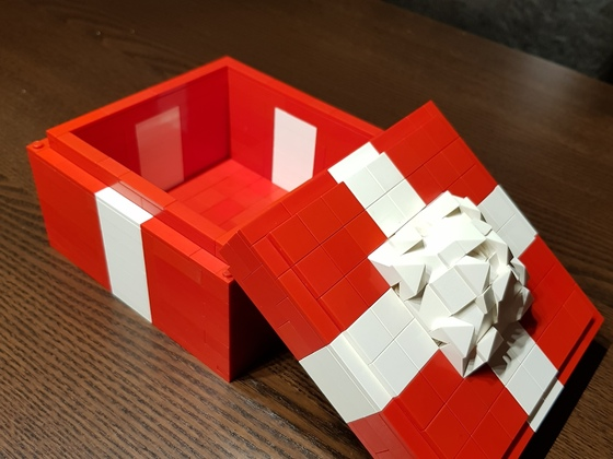 Lego MOC XMas Giftbox