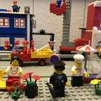Lego Stadt Legends 10041 Main Street