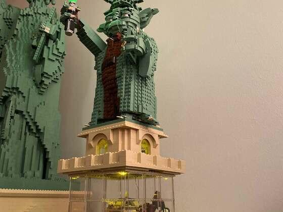 YODA Liberty mit LED Licht 75255