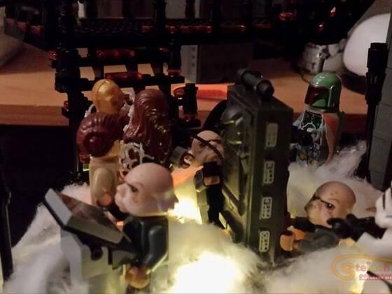 Karbongefrierkammer aus Episode V