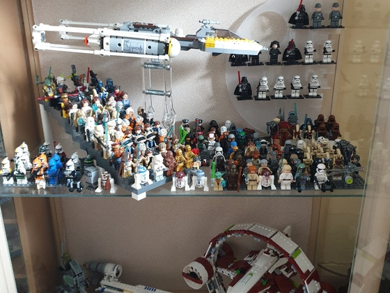 Star Wars MiniFigs, U-Wing