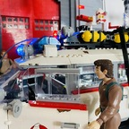LEGO Ghostbusters™ Firehouse Diorama