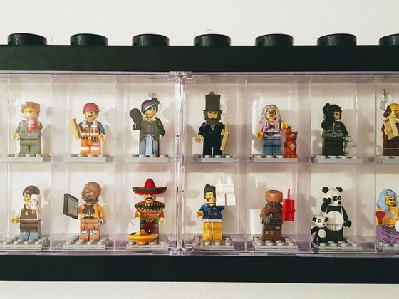 The Lego MOVIE Minifiguren Serie