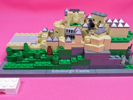 Edinburgh Castle, Schottland, Limited Edition