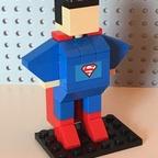 Superman - Monatsbauaktion