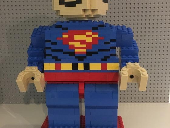 Superman Midi-Figur