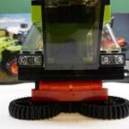 Lego Technic 42102 C-Modell Straßenkehrmaschine MOC
