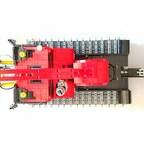 Pistenbully 600 LEVEL RED