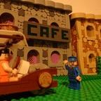 Cafe und Drugs-Haus