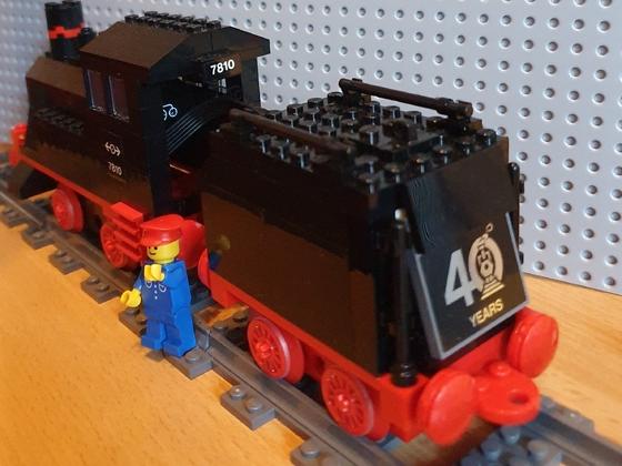 40 Jahre Eisenbahn