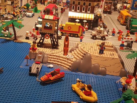 Legoberg am See