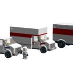U-Haul Transporter