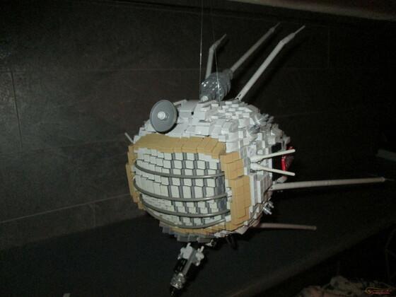 Lego MOC ED-E Fallout New Vegas 4
