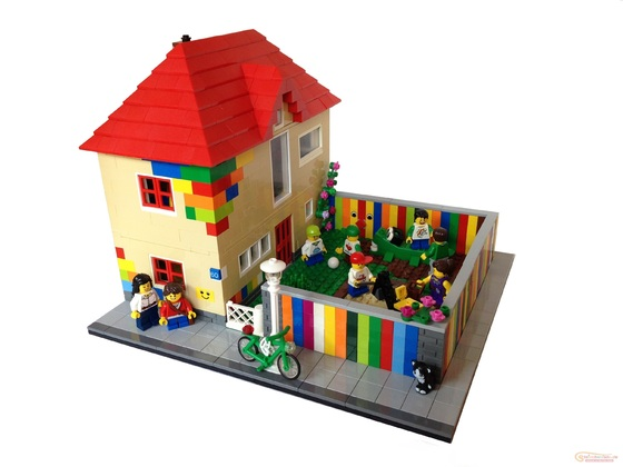 LEGO Kindergarten