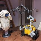 Wall-E und Eve