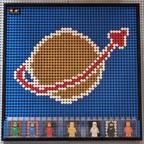 Classic Space Mosaik