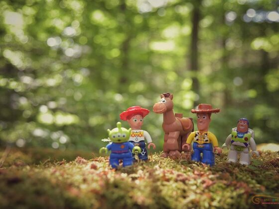 Toy Story 5 - Back to the Woods