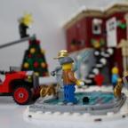 Winterliche Feuerwache 10263 derboor 11