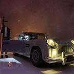 James Bonnd 007 DB5 with LED Light