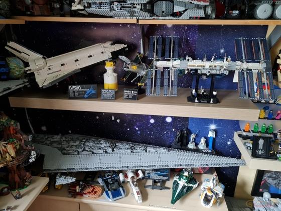 Space im Star Wars Universum