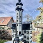 ... ein neues Rathaus...