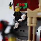 Winterliche Feuerwache 10263 derboor 17