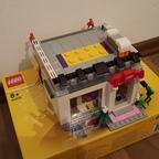 40305 LEGO Geschäft im Mini-Format MODIFIED