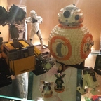 Wall-E and BB-8