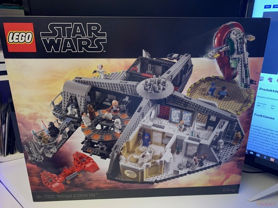 75222 Star Wars Cloud City