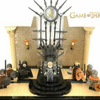 Lego Game of Thrones – Iron Throne Room